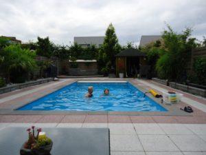 zwemschool 5 jaar bestaan
