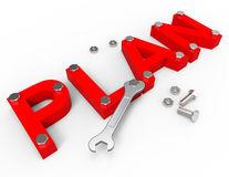 maak-een-plan-toont-projectleiding-en-onderneming-54518000