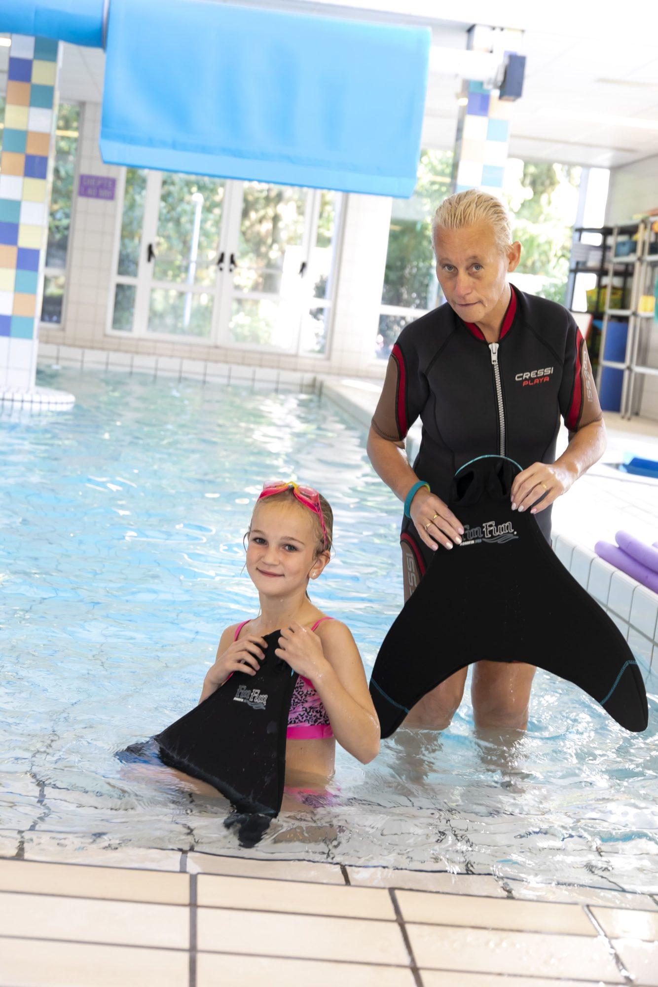 zwemfeestje