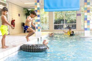 Oefenuurtjes Zwemschool Kablau
