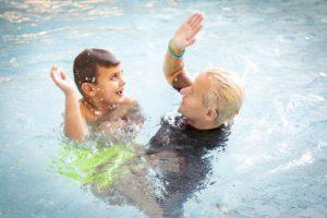 Persoonlijke Aandacht bij Zwemschool Kablau
