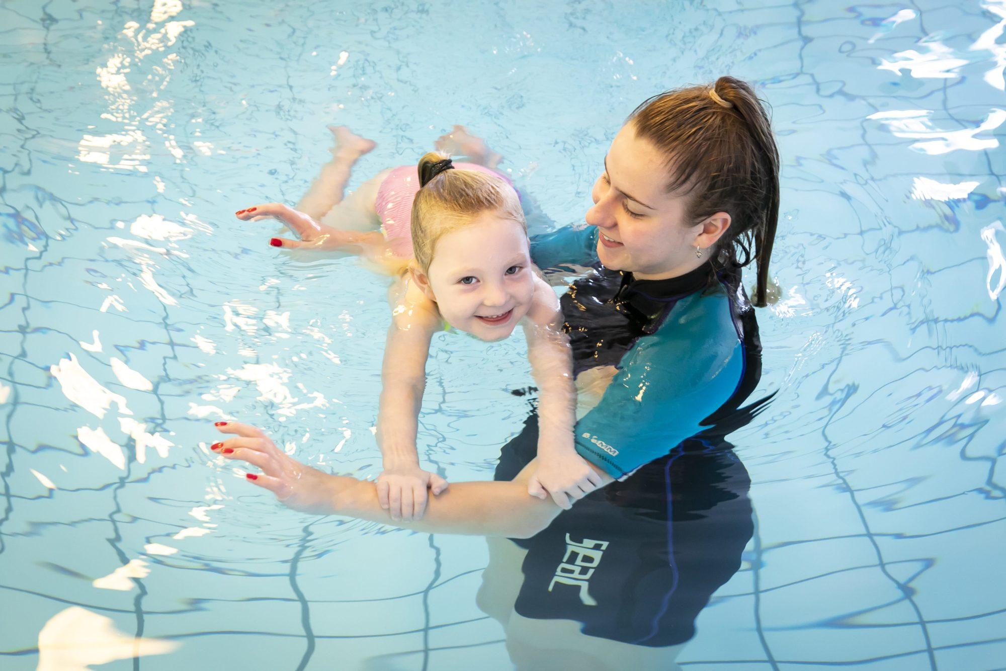 Privé of Duoles bij Zwemschool kablau